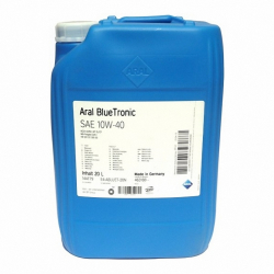ARAL  BLUE TRONIC 10W-40 20L - масло моторное