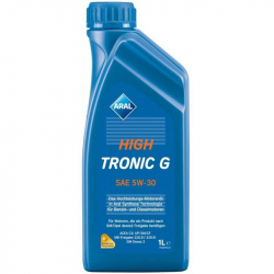 ARAL HIGH TRONIC G 5W-30 1L - масло моторное