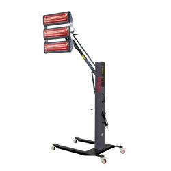 SGCB Hot Lamp 3300 Инфракрасная сушка на стойке 3*1100Вт