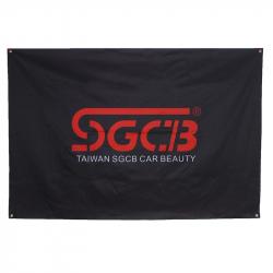 SGCB Flag Флаг фирменный 144*96см