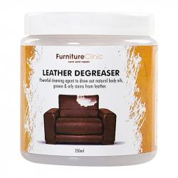 LeTec Furniture Clinic Leather Degreaser (250 ml) - Средство для удаление жирных пятен с кожи