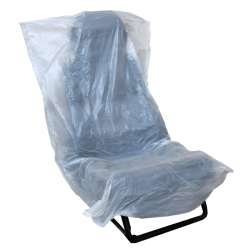 Накидка на сиденье, без печати, карман, 1300х790мм, 10мкм, (рулон - 500 шт.)