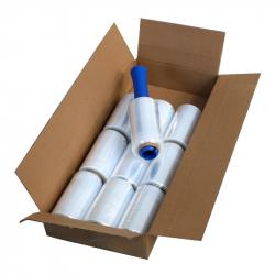 Защита для руля из стрейч пленки, набор 10 роликов (110мм х 150м)+1 ручка, 1шт