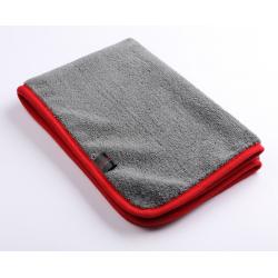 SGCB Miracle Towel - микрофибра для располировки составов 40*60см 380 г/м2 серая