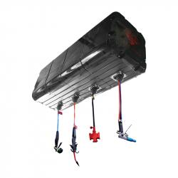 SGCB Combined Reel Box 3 (W+A+E) - подвесной бокс с 3 катушками (вода, воздух, 220V)