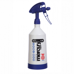 KWAZAR AlkaLine Mercury Спреер ручной синий для щелочей pH 7-14, 1 л