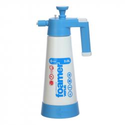 KWAZAR Foamer PRO+ Venus пеногенератор накачной голубой для нейтральных сред pH 3-8, 2 л