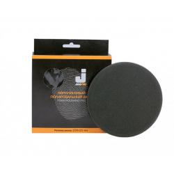 MENZERNA Полировальный диск мягкий, черный 150*25 мм