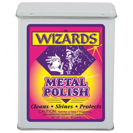 Wizards Metal Polish - Металическая вата для полировки хрома, 85 гр