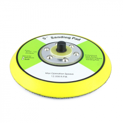 "SGCB DA Polisher Plate 5"" Подложка для эксцентриковой пневмо-машинки 125 мм, M6"