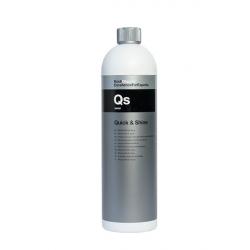 Koch Chemie QUICK & SHINE, 1 л - универсальная полироль-очиститель
