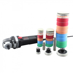SGCB RO Mini Polisher Super Set Полировальная мини-машинка ротоксная 800-1200Вт, супер набор