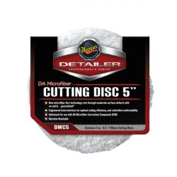 Meguiars DA Microfiber Cutting Disc 5 Полировальник режущий микрофибровый 127мм, комплект 2шт