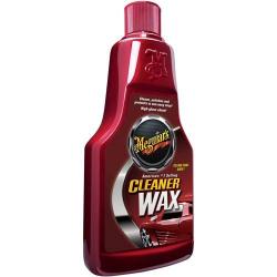 Meguiars Cleaner Wax Liquid - EU Очищающий воск (жидкий) 473мл