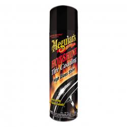 Meguiars Hot Shine Tire Coating Пена придающая шинам блеск, аэрозоль 425гр