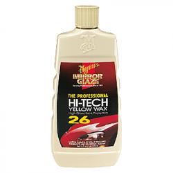 Meguiars Hi-Tech Yellow Wax Воск защитный для любого типа эмали и лака 473мл
