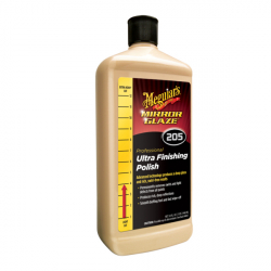 Meguiars Ultra Finishing Polish Полироль антиголограмная 946мл