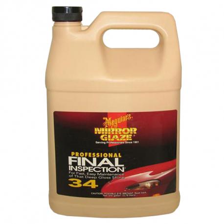 Meguiars Final Inspection Очиститель 3,79л