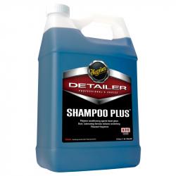 Meguiars Shampoo Plus Моющее средство для мойки автомобиля с воском 3,79л