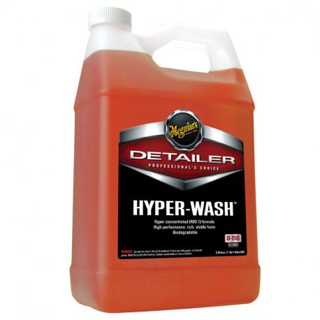 Meguiars Hyper Wash  Высокоэффективное средство для мойки автомобиля 3,79л