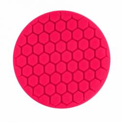 Buff and Shine Полировальный диск с закрытыми порами,ультрамягкий,красный 150мм