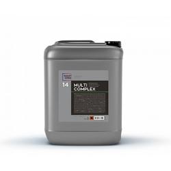 SmartOpen MULTICOMPLEX - универсальное средство для химчистки салона, 5л.