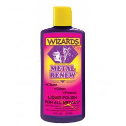 Wizards Metal Renew - Восстанавливающая полироль для всех типов маталла, 237мл