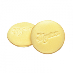 Meguiars Foam Applicator Pads - Подушка-аппликатор для нанесения восков,12см, комплект 4шт
