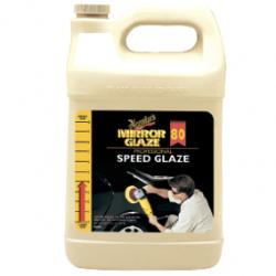 Meguiars Speed Glaze - Полироль для быстрого придания глянцевого блеска, 3.79л