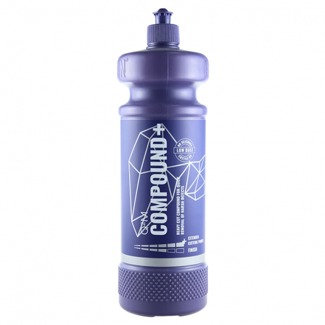GYEON Compound + (1000 ml) - абразивная полировальная паста для керамолаков