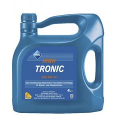 ARAL HIGH TRONIC 5W-40 4L - масло моторное