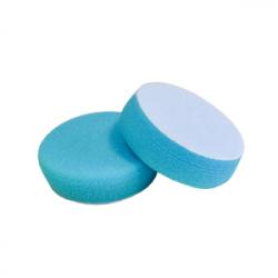 Royal Pads Finish Pad - Полировальный круг антиголограммный  мягкий голубой 80 мм