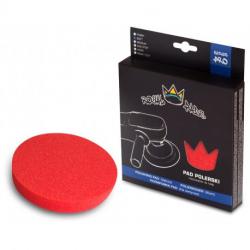 Royal Pads Soft Pad Polishing  - Полировальный круг финишный антиголограммный мягкий красный 150 мм