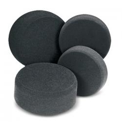 Koch Chemie Полировочный круг финишный мягкий черный 210*30 мм