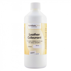 LeTech Furniture Clinic Leather Colourant (White)  (500 ml) - Краска для кожи (Белая)