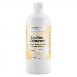 LeTech Furniture Clinic Leather Colourant (White)  (500 ml) - Краска для кожи (Белая)