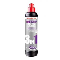MENZERNA One step polish 3 in 1 Универсальня среднеабразивная доводочная полировальная паста 250 мл.