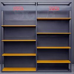 SGCB Shelf - металлический стеллаж для продукции