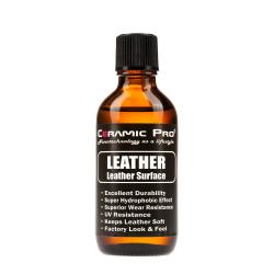 Ceramic Pro Leather -  защитное покрытие для кожи 50 мл.