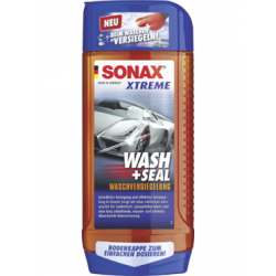 SONAX Xtreme Wash & Seal - Автошампунь - быстрый блеск, 500мл