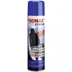 SONAX Xtreme Polster & Alkantara Reiniger - Очиститель обивки салона и алькантары, 400мл