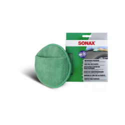 SONAX Microfaser Pflegepad- Аппликатор для пластика