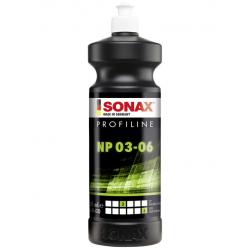 SONAX ProfiLine NP 03-06 - Полироль для восстановления блеска твердых лаков, 1л