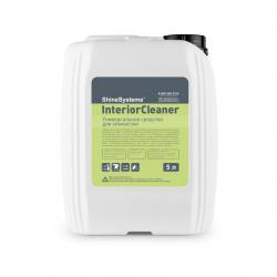 Shine Systems InteriorCleaner - универсальное средство для химчистки 5 л, 1 шт.