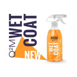 GYEON WetCoat (500 ml) кварцевый усилитель гидрофобных свойств