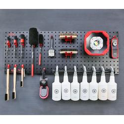 SGCB Tool Board - настенная панель-органайзер для инструментов 1200*450 мм