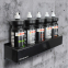 Shine Systems Bottle Shelf - пластиковая полка с отверстиями под бутылки
