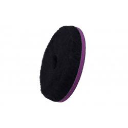 ZviZZer Полировальный круг черный шерстяной 165/25/165 мм (ворс 15мм)