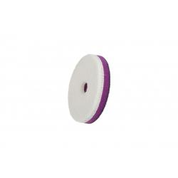 ZviZZer Полировальный круг белый шерстяной 80/15/80 мм (ворс 5мм)