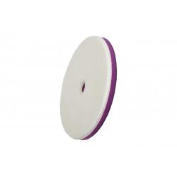 ZviZZer Полировальный круг белый шерстяной 165/15/165 мм (ворс 5мм)
